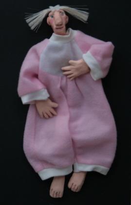 Baby Shellie Byatt