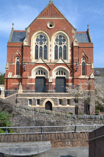 The Chapel Gallery, Abergavenny